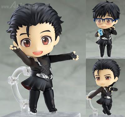 Catálogo de figuras YURI!!! on ICE