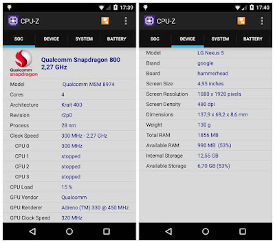 Cpu-z premium apk free download