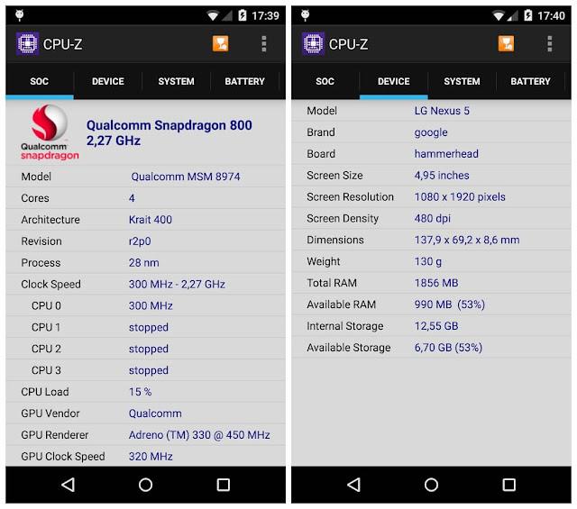 CPU-Z Premium Apk Free Download