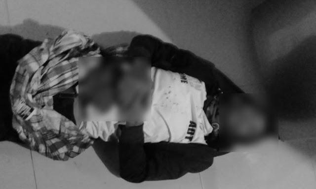 Ngamuk Karna Tak Diberi Uang, Pria Ini Tertusuk Senjata Sendiri Saat Kejar Ibu dan Adiknya