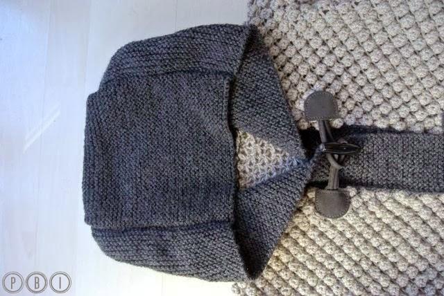 In questo modo potremo utilizzare il montgomery anche come giacca per la  mezza stagione  sicuramente lo sfrutteremo di più rispetto ad un maxi  cardigan. 5cc0dbd64854