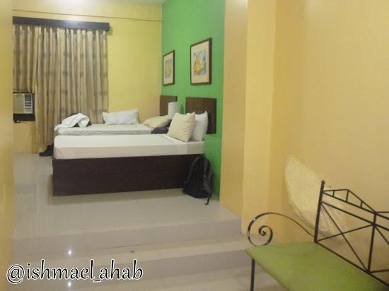 Our Room in Punta de Fabian in Baras, Rizal