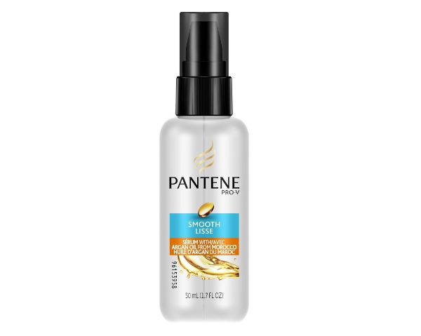 Pantene Smooth Serum with Argan Oil