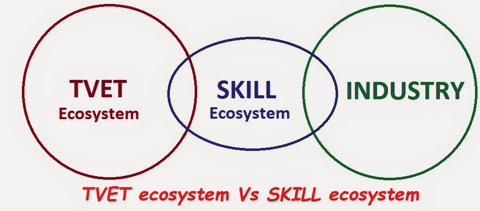 On the skill gap in TVET systems