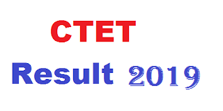 CTET 2019 Result