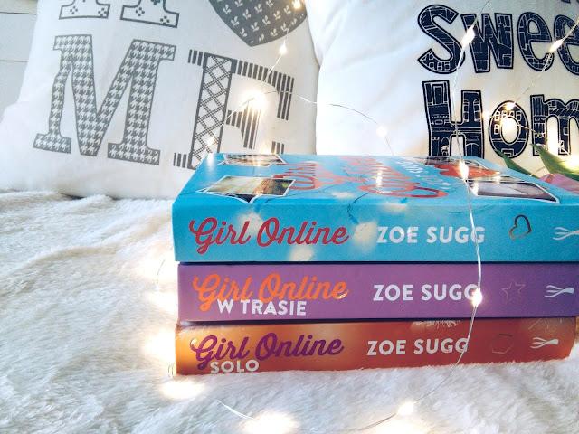 """,,GIRL ONLINE"""" Zoe Sugg"""