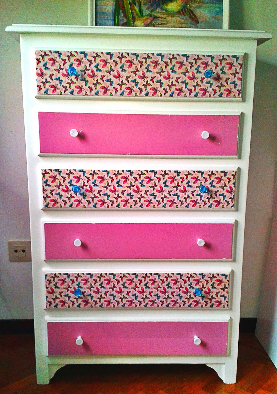Como Decorar Un Mueble Recicla Decora Crea Idea Para Transformar Una