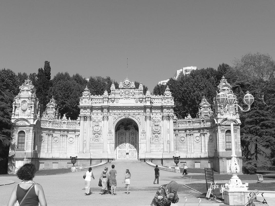 Estambul Dolma Bahçe
