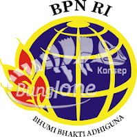 Logo Badan Pertanahan Nasional