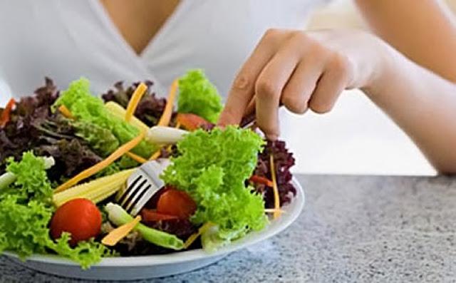 Pola Diet Sehat Untuk Kempeskan Perus Buncit
