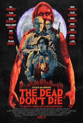 he Dead Dont Die 2019 English 720p BRRip 999MB ESubs
