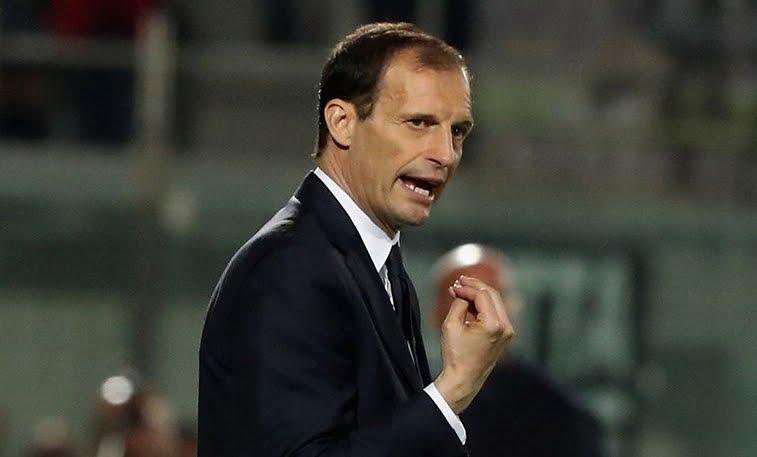 Juventus: Allegri ha rifiutato l'offerta del Real Madrid