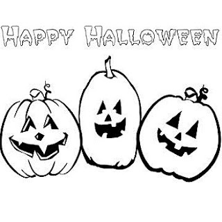 Happy-Halloween-Clipart-Black & White-Free-Images-online