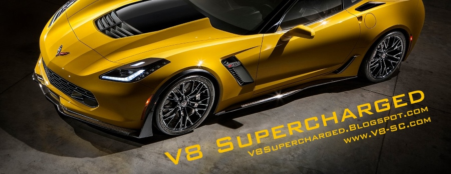 V8 Supercharged - blog wysokooktanowy