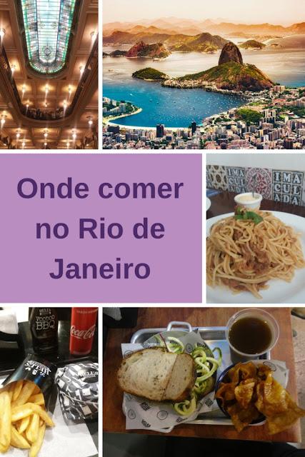 Onde comer no Rio de Janeiro? Centro, Botafogo e Largo do Machado (Catete/Flamengo)