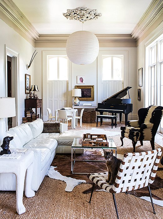 The Peak of Très Chic: Sara Ruffin Costello's New Orleans ...