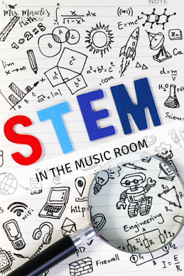 STEM and STEAM in the music room: Lesson ideas, activities for coding, and more!