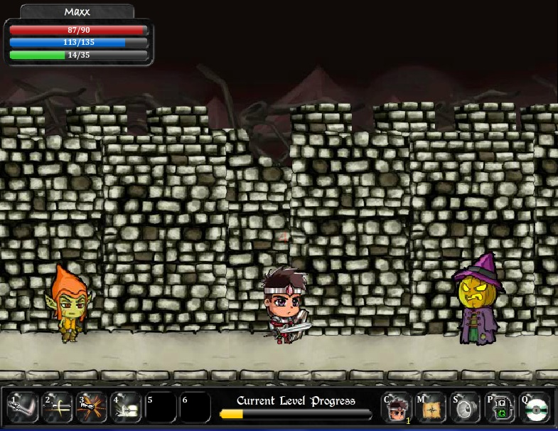 Castle cloutfree flash games to play