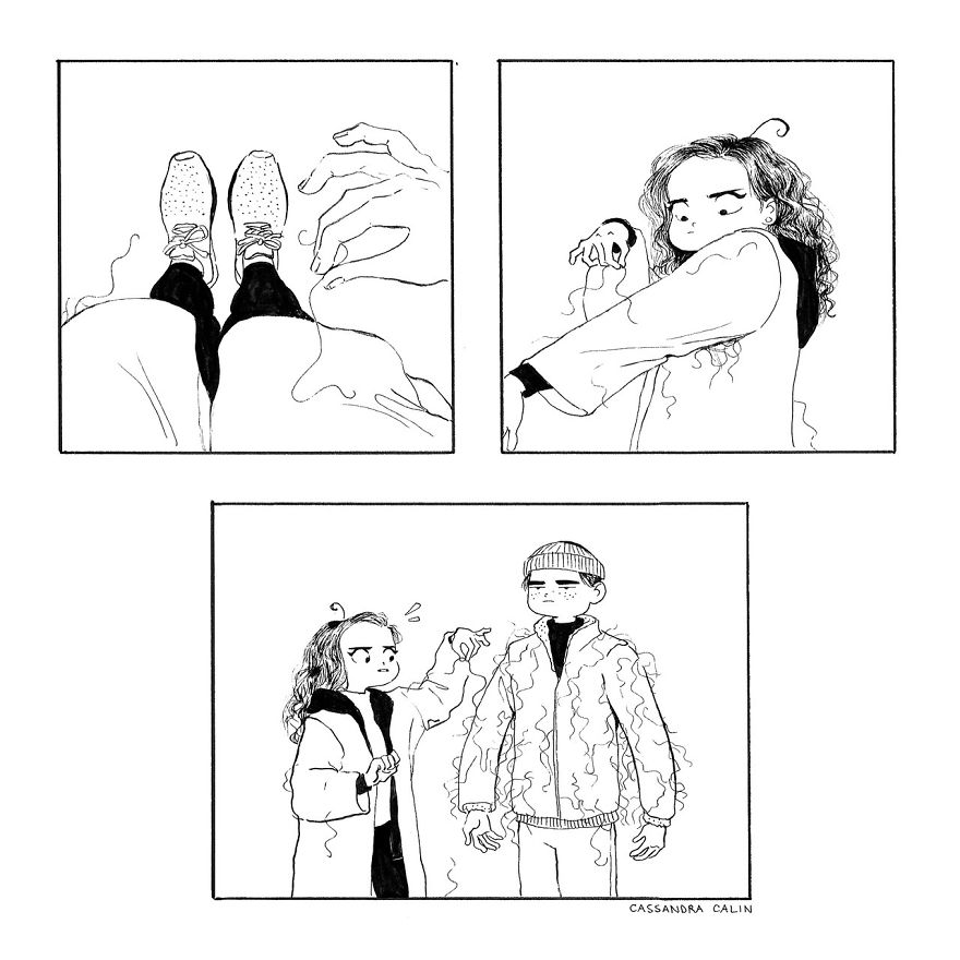 Artist Perfectly Illustrates Common Problems Of Women In 30 Brilliant Comics