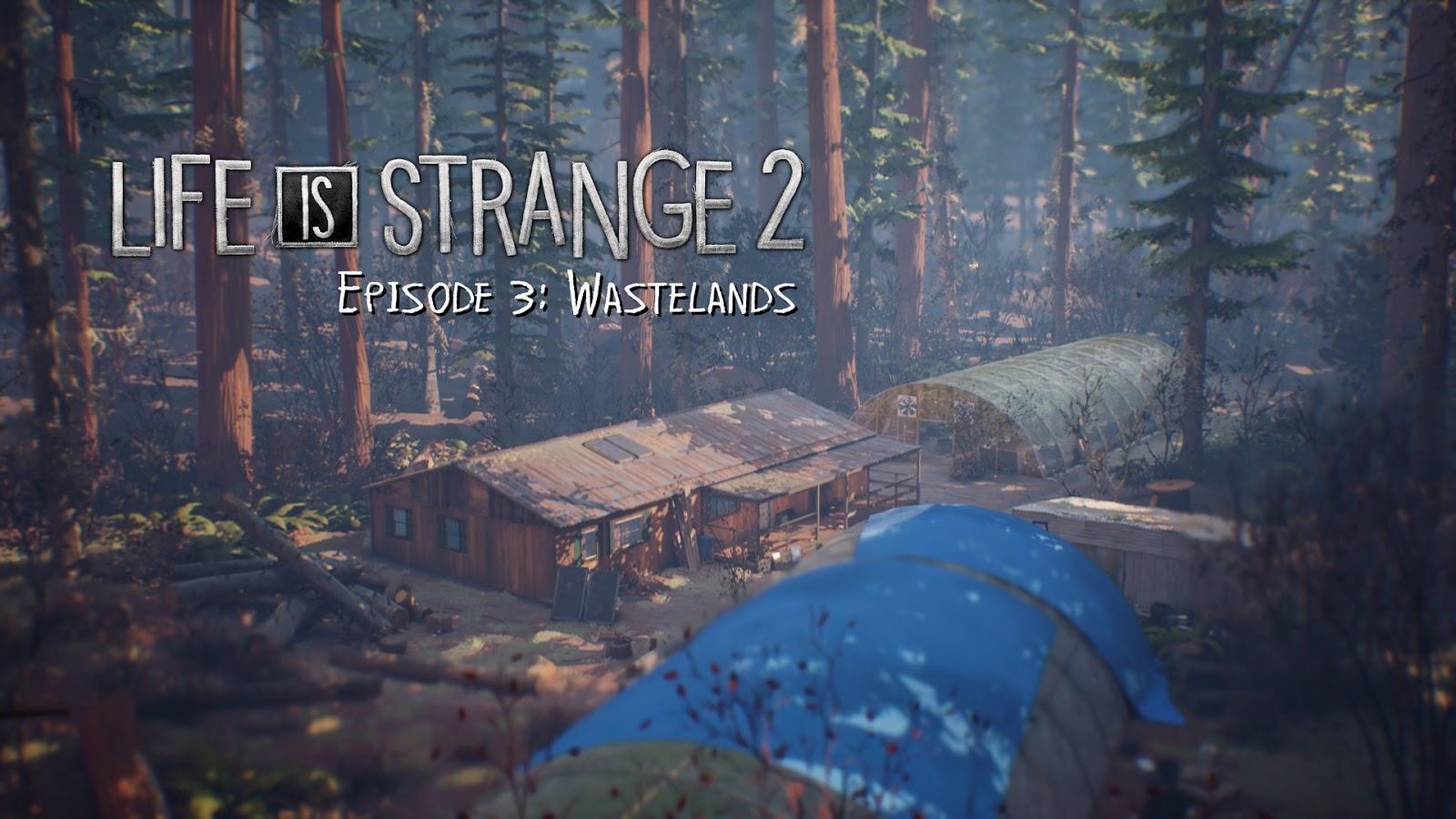 Life Is Strange 2 - Episode 3: Wastelands