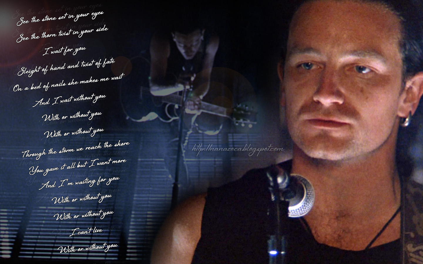 U2 With Or Without You Wallpaper - #traffic-club
