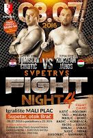 Svpetrvs Fight Night 4, Supetar slike otok Brač Online