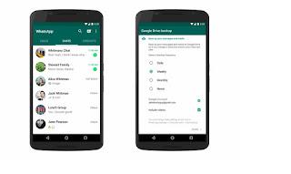 Backup Pesan WhatsApp Gratis Mulai Awal November