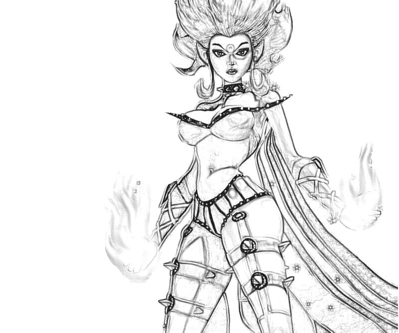League of legends evelynn yumiko fujiwara for League of legends coloring pages