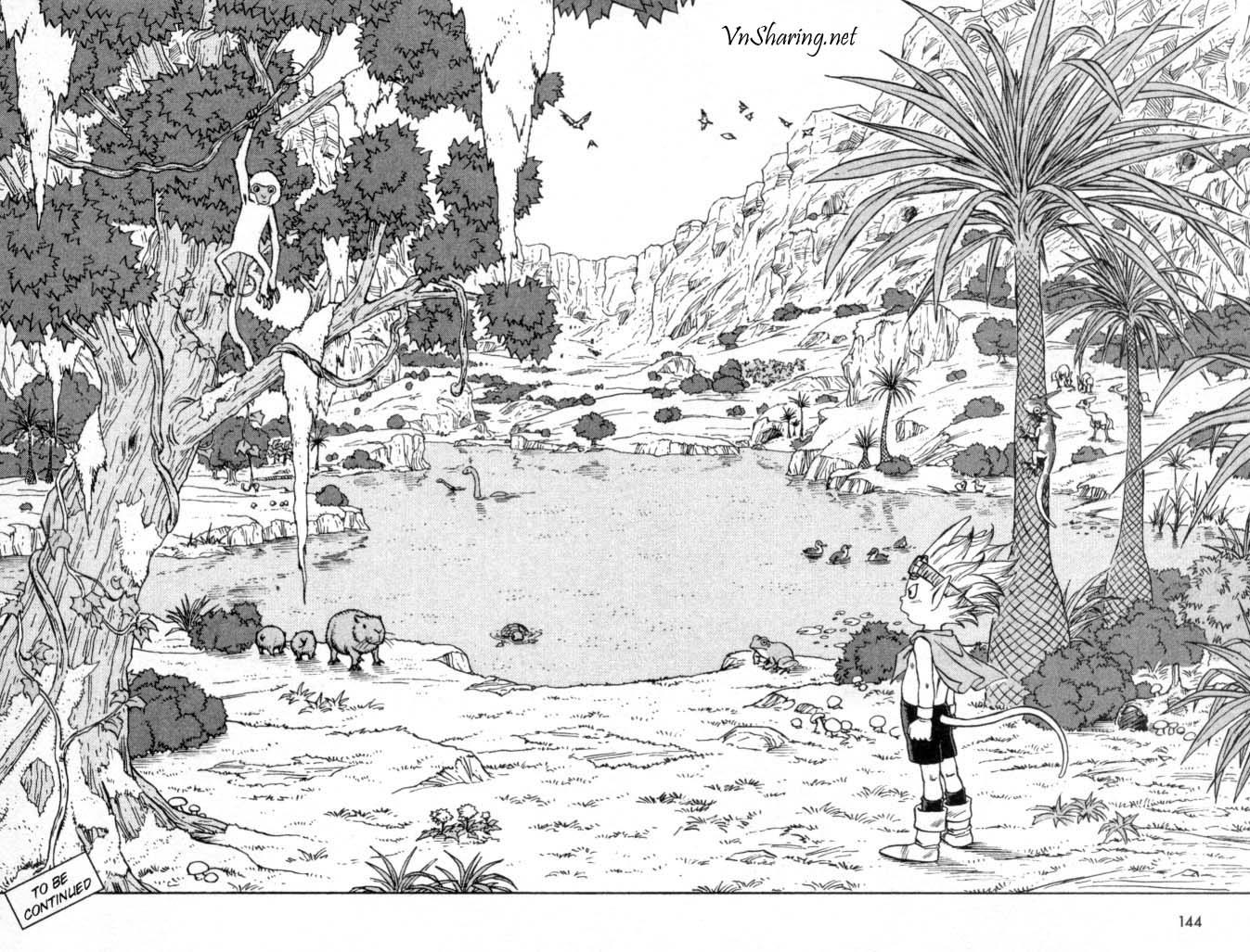 SandLand chap 9 trang 12