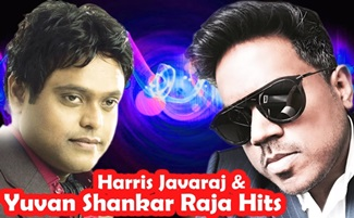 Harris Jayaraj & Yuvan Shankar Raja Super Hit Popular Audio Jukebox
