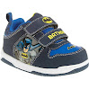 DC Comics Batman Toddler Boys' Skate Sneaker Light Up Velcro Size 10