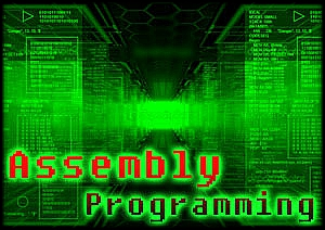 Binary Search (Assembly Language)