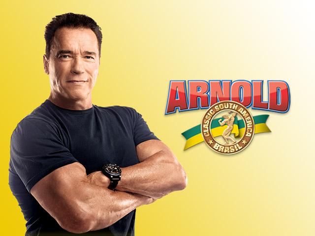 Arnold Classic South America 2017. Foto: Reprodução/Montagem
