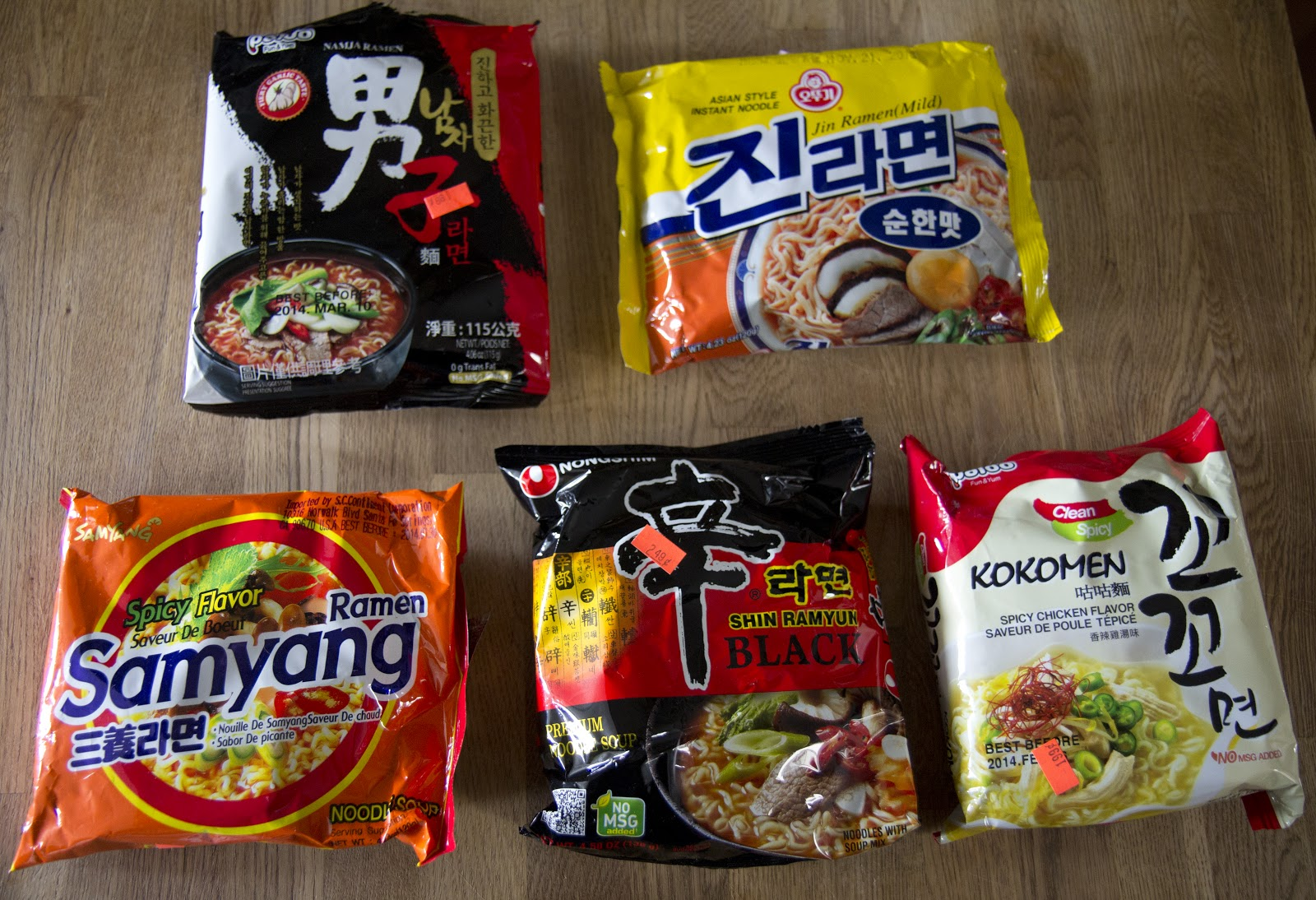 Getting to Know Korean Ramen: Taking the Soompi Taste Test
