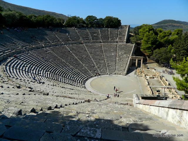 Teatro de Epidauros
