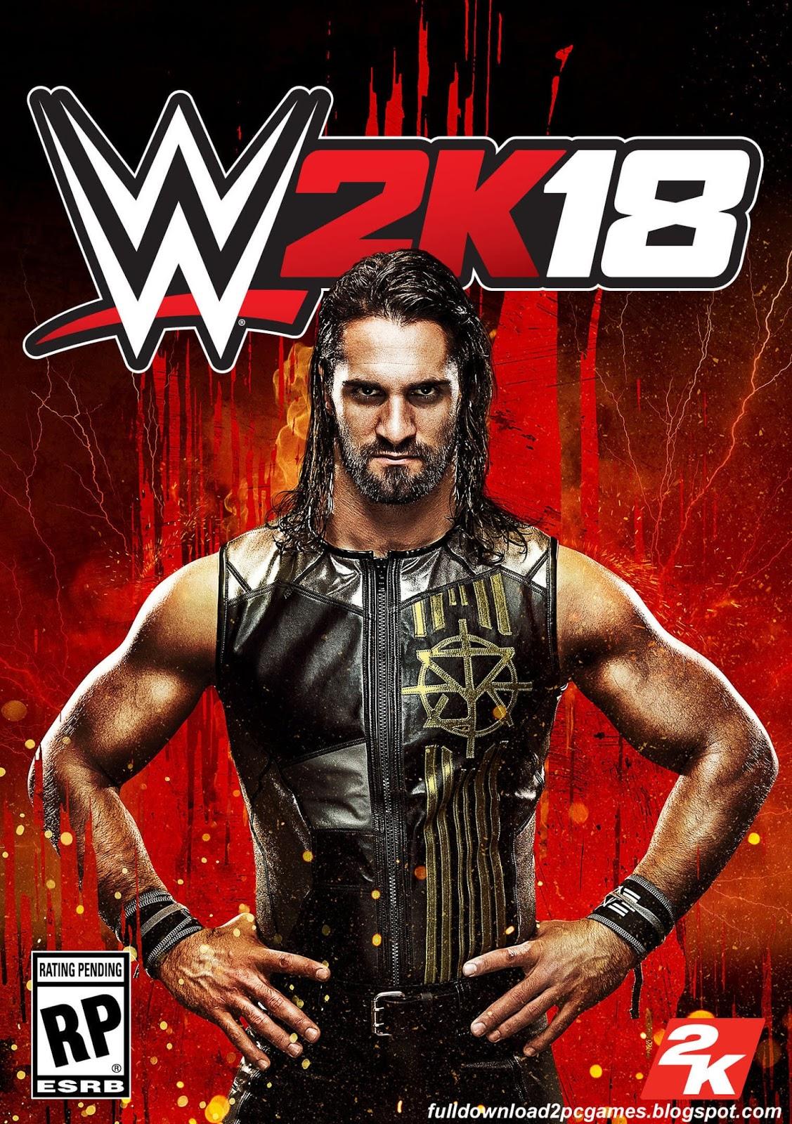 La version de fissure <b>Télécharger</b> <b>WWE</b> 2K17 complète - <b>PC</b>