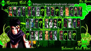 Download Naruto Senki Mod Spesial Idul Fitri by Heru Apk