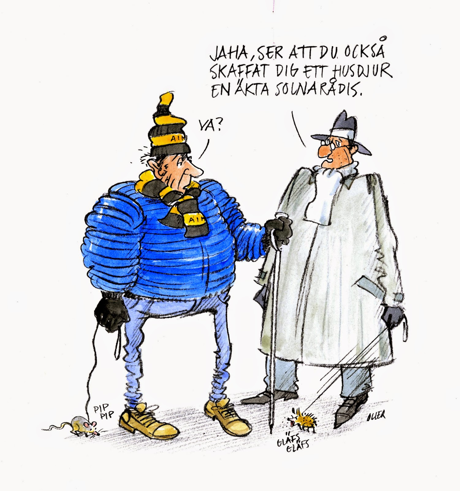 Olle Qvennerstedts Diversehandel - Olle´s General store  Gnagare är ... 69775eaea0c12