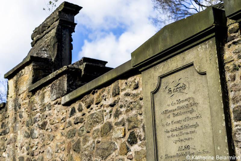 Thomas Riddle Grave Harry Potter Things to Do in Edinburgh in 3 Days Itinerary