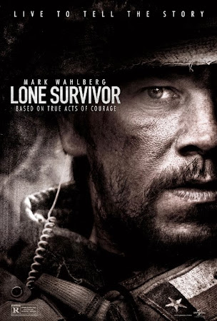 Poster Of Lone Survivor In Dual Audio Hindi English 300MB Compressed Small Size Pc Movie Free Download Only At worldfree4u.com