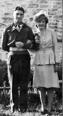 O vestido de noiva 1940