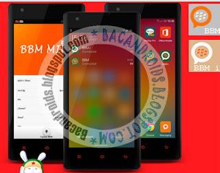 Kumpukan BBM MIUI Style Apk Terbaru 2016