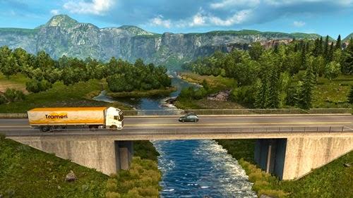 Euro Truck Simulator 2: Scandinavia v1.17.1s - PC (Download Completo)