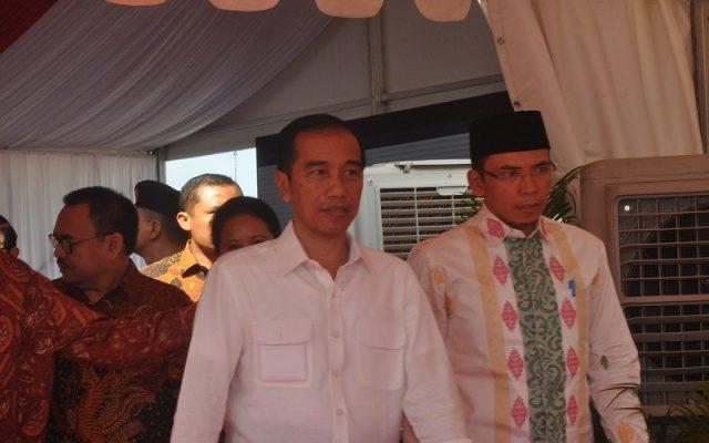 Dukung Jokowi 2 Periode, TGB Tersandera KPK?