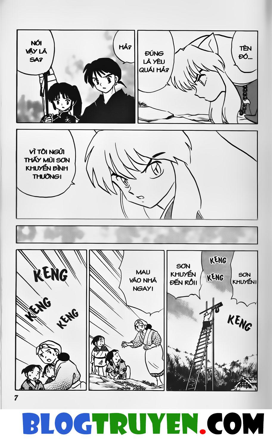 Inuyasha vol 37.1 trang 5