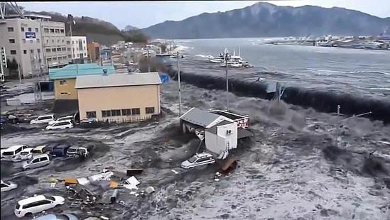 Tanda Berlaku Tsunami dan Doa Elak Musibah Bencana