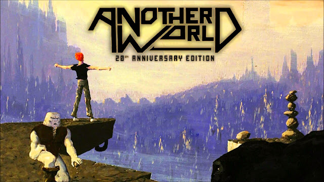 Another world: 20th anniversary APK+DATA V1.2.0