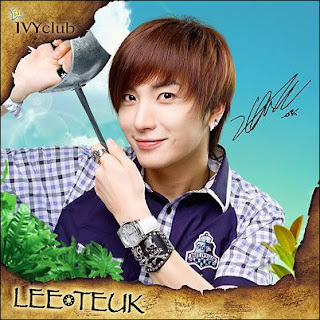 Park JungSoo - LeeTeuk Super Junior
