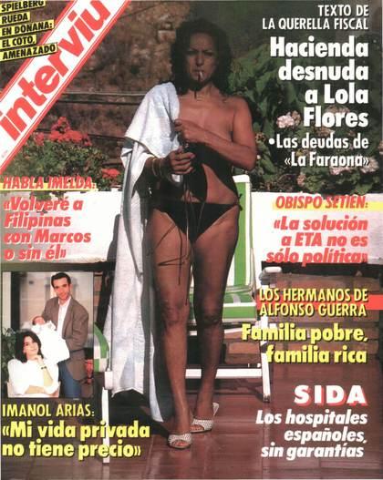 La Ficha Rosa Del Trivial Algunas Portadas De Interviú Años 1977 1980