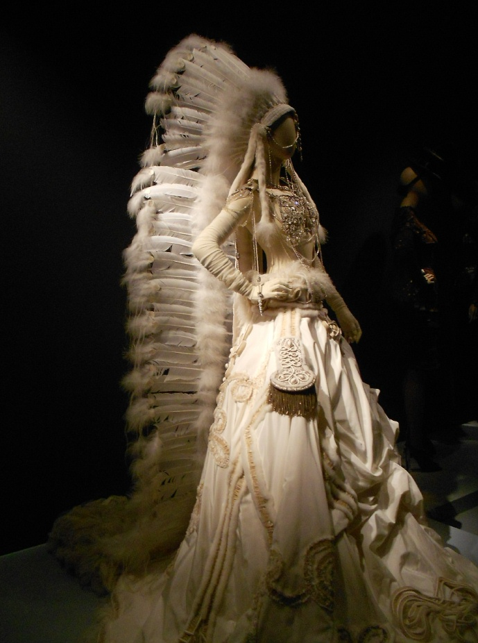 traveling in stylejean paul gaultier exhibition de